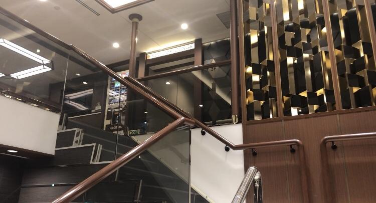 二階の様子